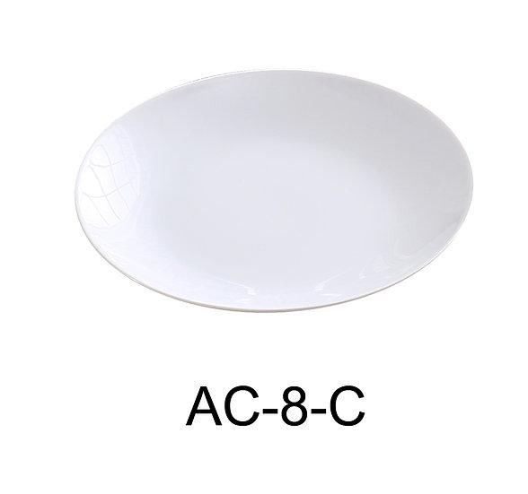 "Yanco AC-8-C ABCO 8"" Coupe Plate"