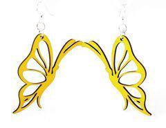 Profile Butterfly Earrings # 1311