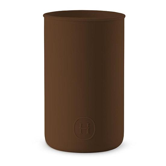 Silicone sleeve- Mocha