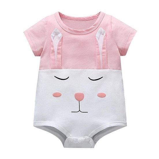 Newborn Bodysuit Beachwear 1Pc Set Baby
