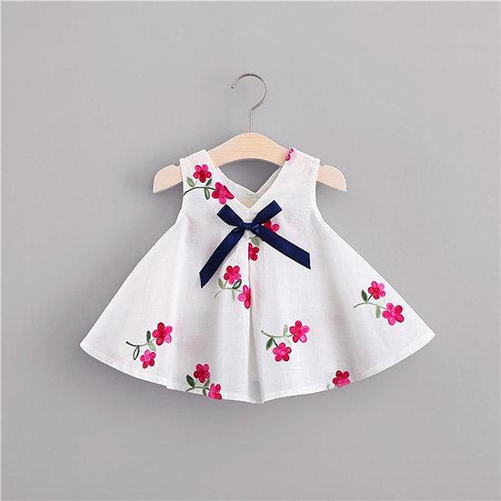 Newborn Baby Girls Dress Summer Clothes Floral