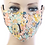 Thumbnail: Reusable Face Fabric with Hole for Straw