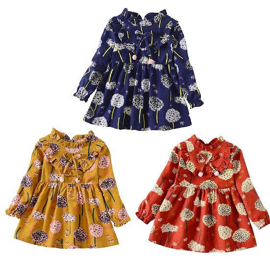 Fashion Baby Girl Kawaii Dress Kids Summer
