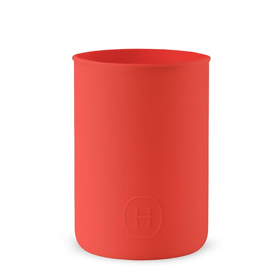 Silicone sleeve- Imperial Red