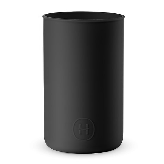 Silicone sleeve- Midnight Black