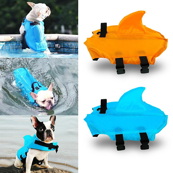 Safety Clothes Dogs Swimwear Pets Safety Swimming