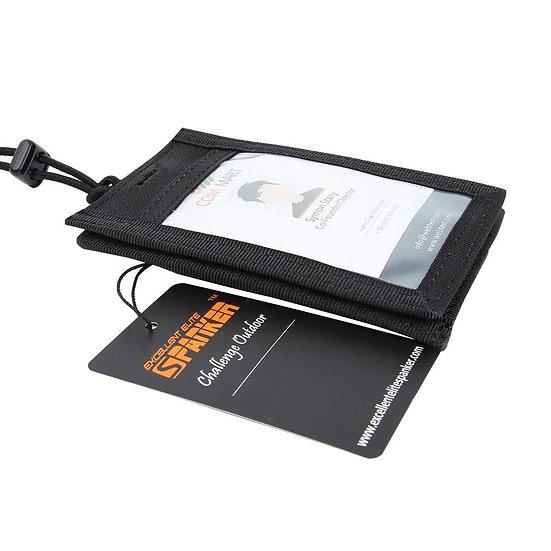 Tactical Badger Vertical ID Holder  Lanyard Card File Hanging Holder