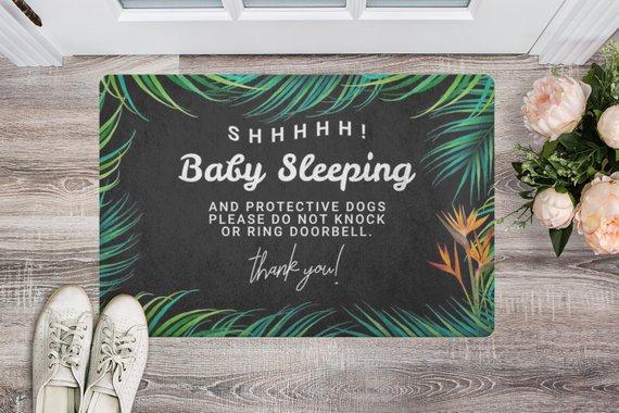 Doormat Door mat Welcome Mat Housewarming Gift New