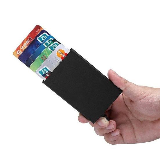 credit card holder 5 color women men