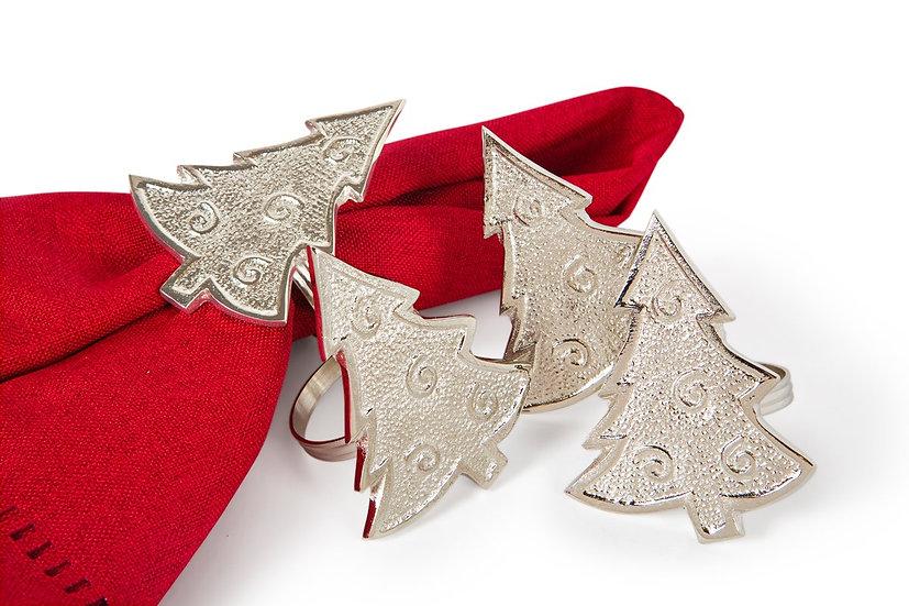 ML15838 Tannenbaum Christmas Tree Napkin Ring