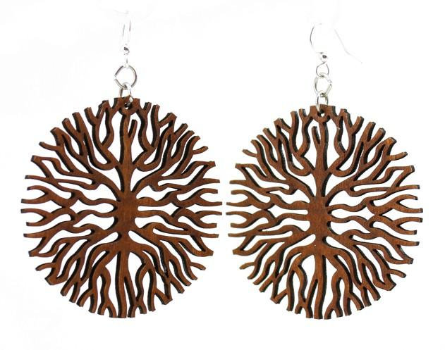 Below the Root Earrings #1599