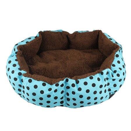 2016 Soft Fleece Pet Dog Nest Bed Puppy Cat Warm