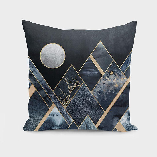 Stormy Mountains  Cushion/Pillow