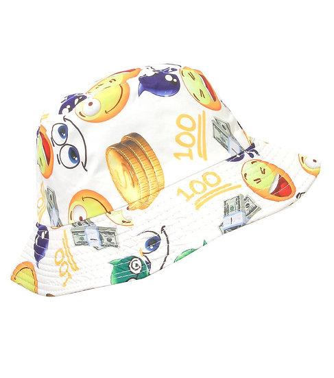 Emoti Bucket Hat