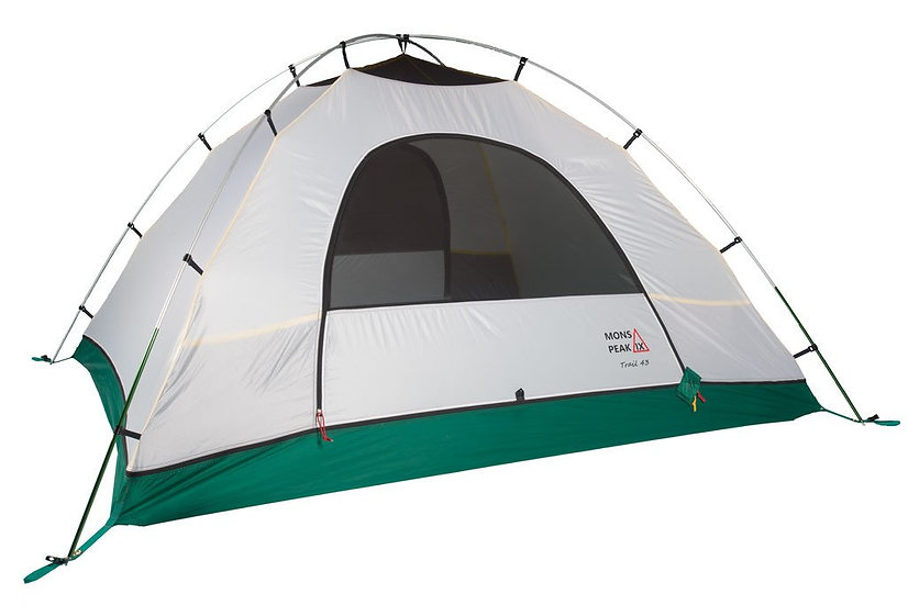 Mons Peak IX Trail 43, 3 AND 4 Person 2-in-1 Tent