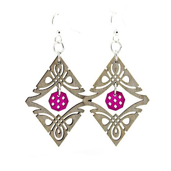 Tribal Charm Earrings # 1203