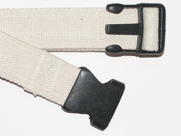 OMSutra Yoga Strap - Pinch (Quick Release 10')
