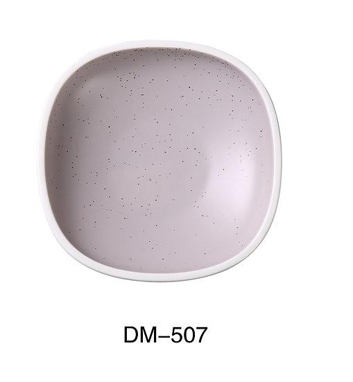 "Yanco DM-507 Denmark 7"" X 2""H SQUARE SOUP BOWL 16 OZ"