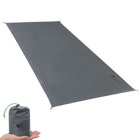 Ultralight Camping Mat Waterproof Tent Tarp Sun Shelter Tear Resistant