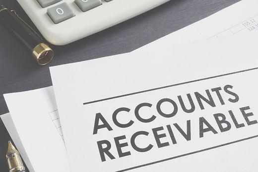 documents-about-accounts-receivable-pen-