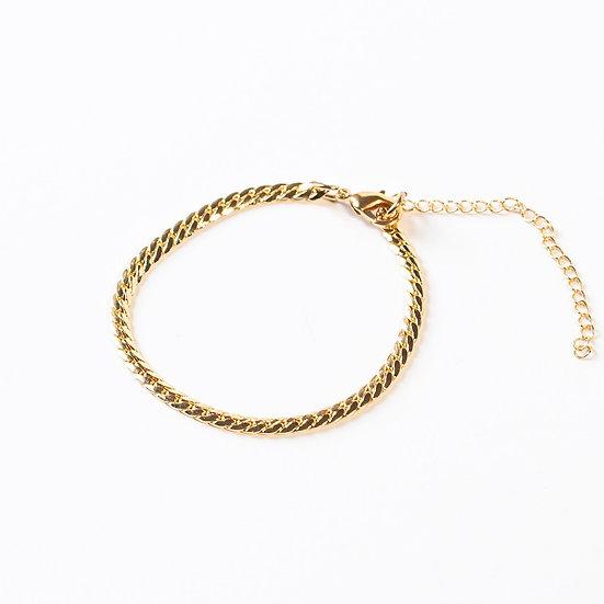 Layering Bracelet - SKINNY SNAKE