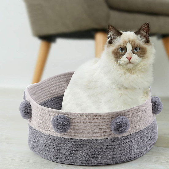 Folding Cave for Cats Dogs Pets Cat Bed Pet Kennel