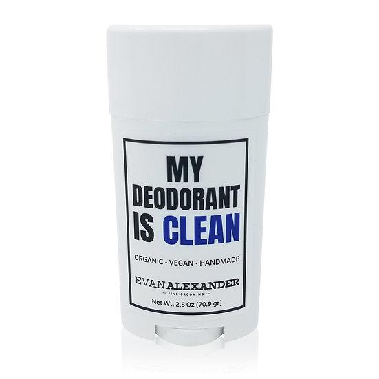 My Deodorant is Clean