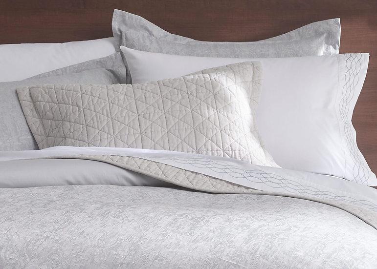 European Linen and Long Staple Cotton Quilt Set