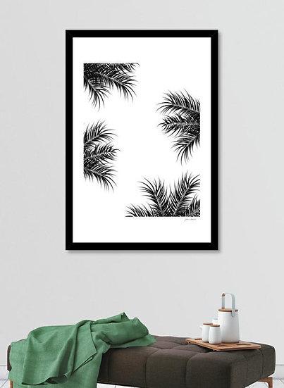 Tropical design  Frame