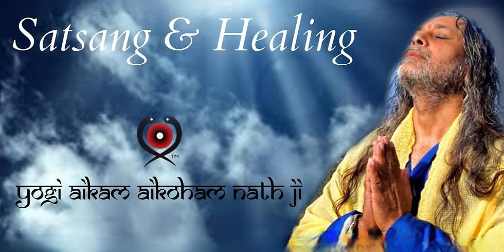 Satsang and Healing