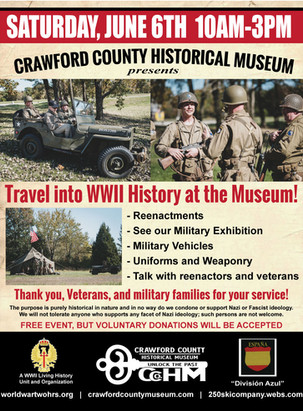 Cancelled: Travel into WWII History