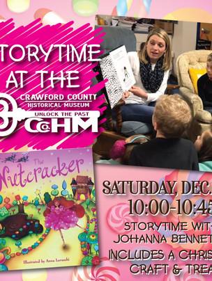 Story Time - The Nutcracker