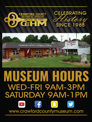 Updated Museum Hours