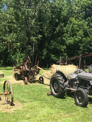 29th Annual Antique Gas & Engine Tractor Show