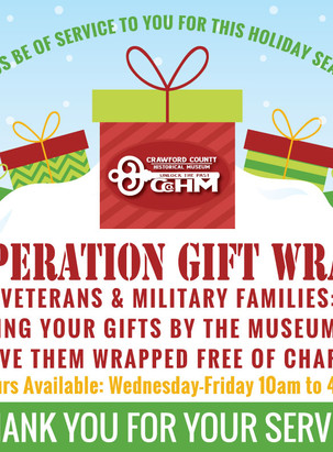 Operation Gift Wrap