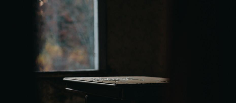 Öykü- Saim Serhat Arslan- Bir Ayağı Kırık Mutfak Masası