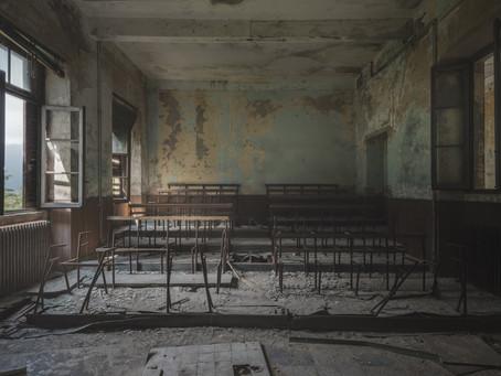 Öykü- Okul- Donald Barthelme
