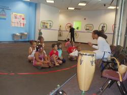 Children's Capoeira Class