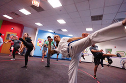 Capoeira- Learning Martelo