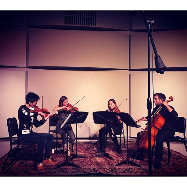 New works for String Quartet