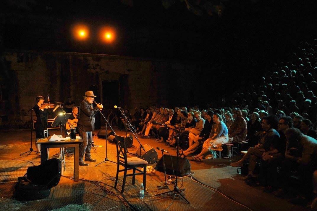 Theater Ulysses on Brijuni, Croatia