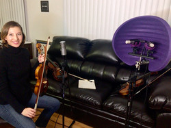 Recording with Aston Mics
