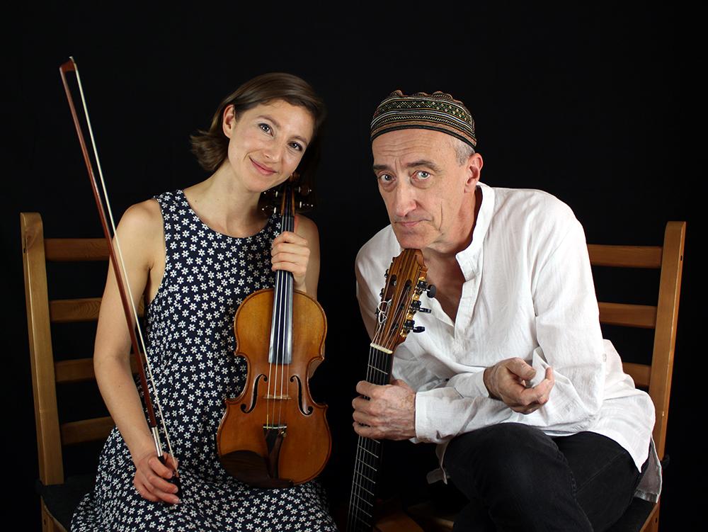 Yvette Holzwarth & Miroslav Tadić