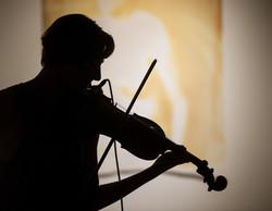 Amplified violin & FX