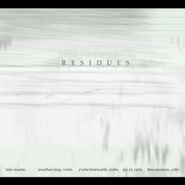 Residues by Luke Martin