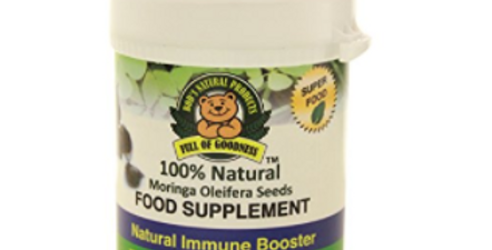 Bod's Natural Products Moringa Oleifera Seeds (200 seeds)