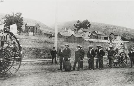 Ventura's Chinese Fire Company