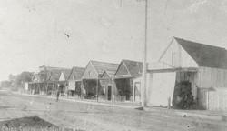 Ventura Chinatown in 1890