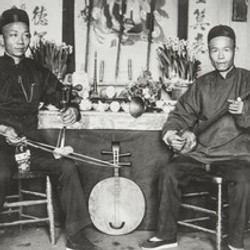 Chinese New Year in the Early 1900s
