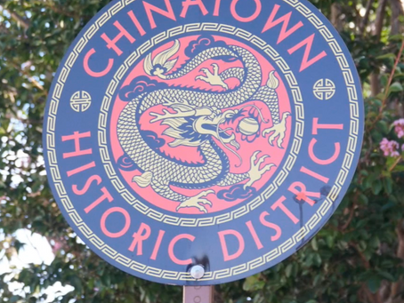 SLO Tore Down Chinatown to Put Up a Parking Garage and Hotel